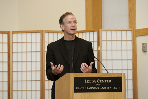 David Hansen at 2009 Ikeda Forum