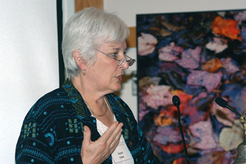 Conn at 2004 Ikeda Forum
