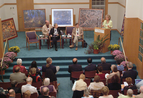 Panel at 2004 Ikeda Forum